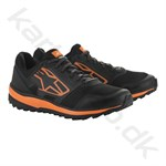 Alpinestars Meta Trail sko, sort/orange, str. 36-48