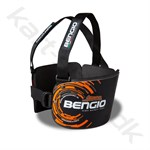 Bengio Bumper Standard, sort/orange fluo, str. XS - XXL