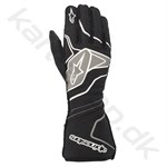 Alpinestars Tech-1 ZX v2 handske, sort/anthracite, Str. S - 3XL