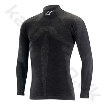 Alpinestars ZX Top EVO - sort/grå, str. XS-2XL