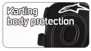 Alpinestars karting body protection
