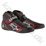 Alpinestars Tech 1-Z sko, sort/rød, str. 37-47